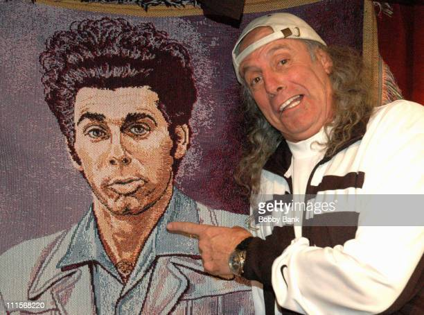 Kenny Kramer during 'Kramer's Reality Tour' Celebrates its 11th Year in the World of Seinfeld in New York City New York United States