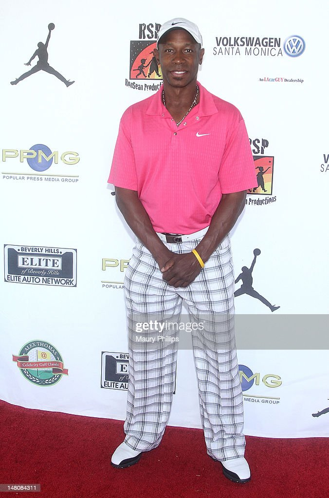 3rd Annual Alex Thomas Foundation Celebrity Golf Classic