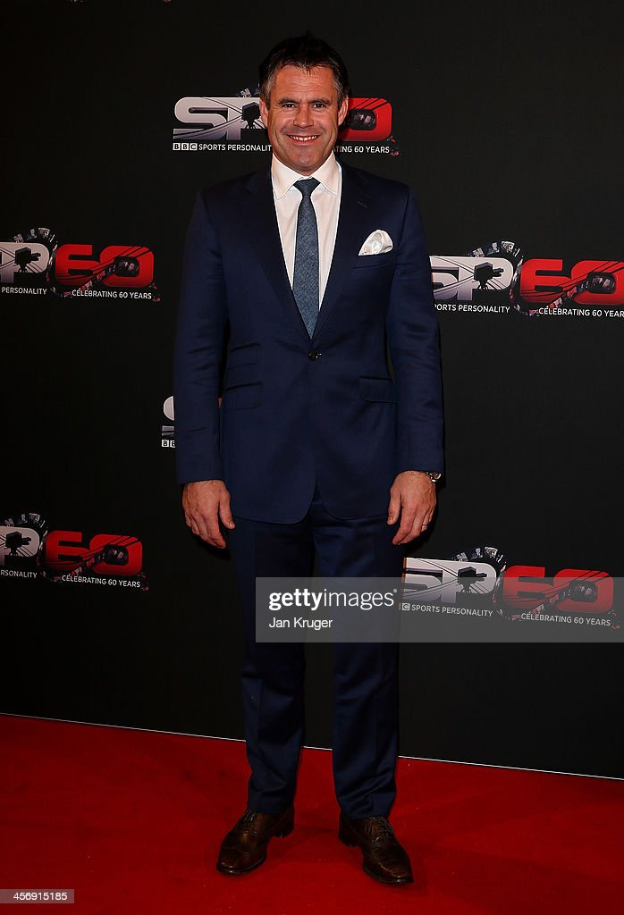 <a gi-track='captionPersonalityLinkClicked' href=/galleries/search?phrase=Kenny+Logan&family=editorial&specificpeople=226713 ng-click='$event.stopPropagation()'>Kenny Logan</a> attends the BBC Sports Personality of the Year Awards at First Direct Arena on December 15, 2013 in Leeds, England.