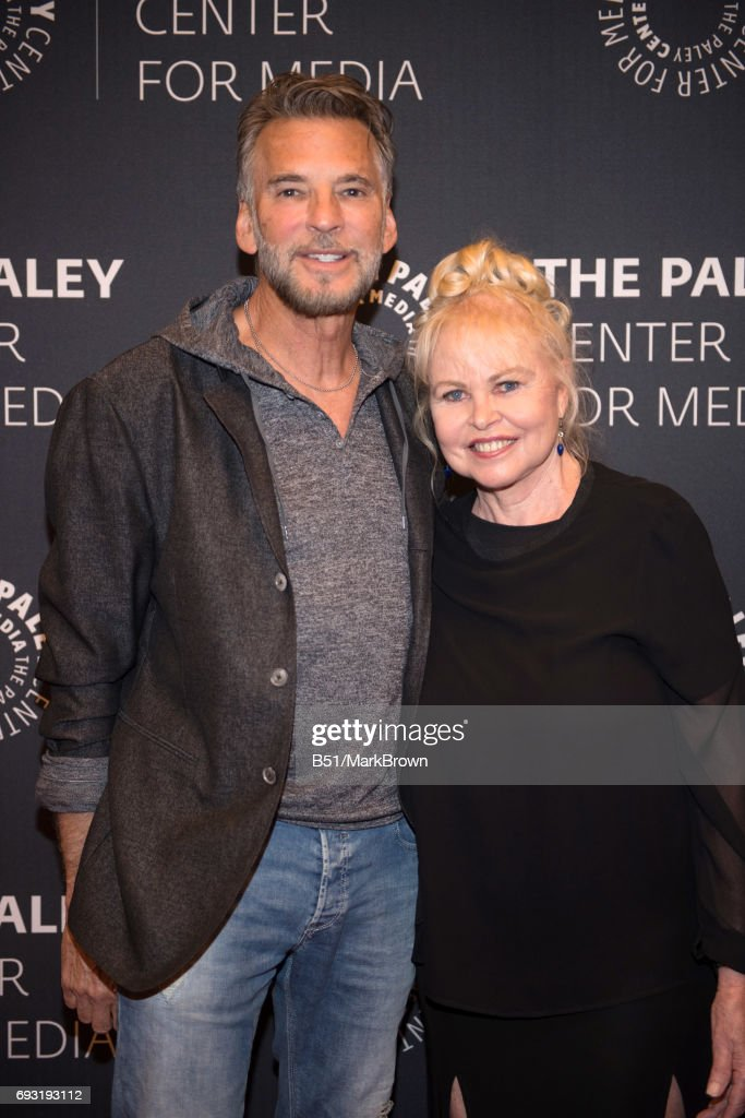 Kenny Loggins and Michelle Phillips attend All You Need Is The Summer Of Love performance and discussion at The Paley Center for Media on June 6, 2017 in New York City.