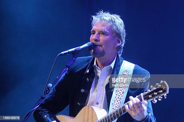 Kenny Loggins of the Blue Sky Riders performs at NSAI benefit concert at Franklin Theater on November 16 2012 in Franklin Tennessee