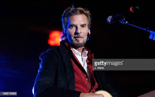 Kenny Loggins performs during the Ray's Summer Concert Series at Tropicana Field on May 11 2013 in St Petersburg Florida
