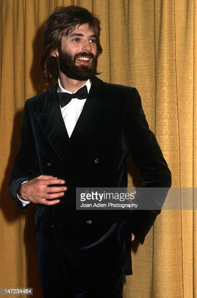 Kenny Logins at the 22nd Annual GRAMMY Awards on February 27 1980 at the Shrine Auditorium in Los Angeles California