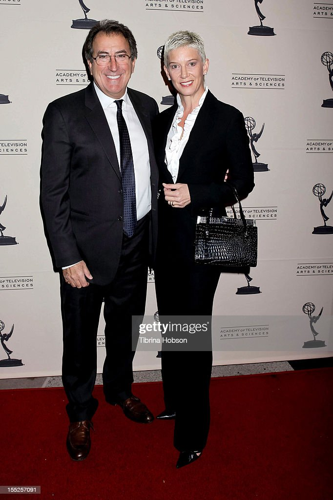 <a gi-track='captionPersonalityLinkClicked' href=/galleries/search?phrase=Kenny+Ortega&family=editorial&specificpeople=820096 ng-click='$event.stopPropagation()'>Kenny Ortega</a> and Patricia Kelly attend the Academy of Television Arts & Sciences' 'The Choreographers: Yesterday, Today & Tomorrow' event at Leonard H. Goldenson Theatre on November 1, 2012 in North Hollywood, California.