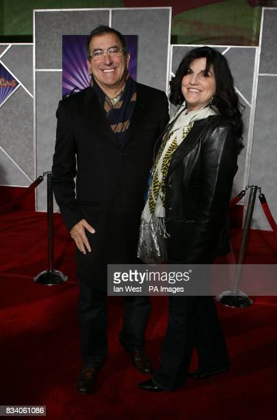 Kenny Ortega arrives at the premiere for new film Hannah Montana and Miley CyrusBest of Both Worlds Concert at the El Capitan Theatre Los Angeles