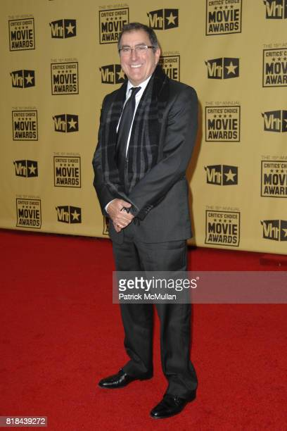 Kenny Ortega attends 2010 Critics Choice Awards at The Palladium on January 15 2010 in Hollywood California
