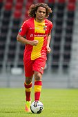 Kenny Teijsse during the team presentation of Go Ahead Eagles on July 15 2016 at the Adelaarshorst Stadium in Deventer The Netherlands