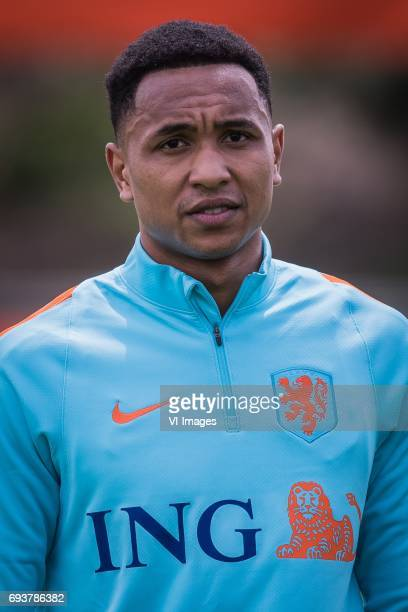 Kenny Tete of The Netherlandsduring a training session prior to the FIFA World Cup 2018 qualifying match between The Netherlands and Luxembourg on...