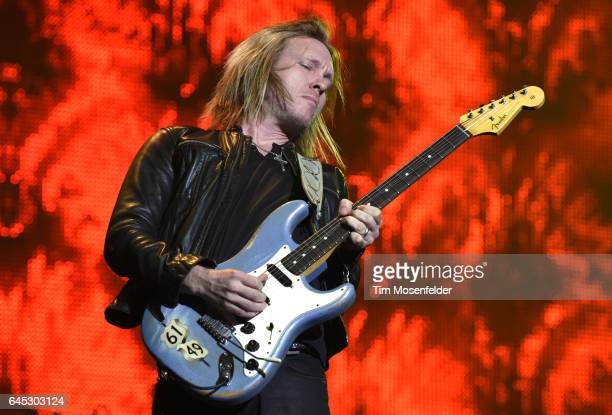 Kenny Wayne Shepherd performs during Experience Hendrix at the Fox Theater on February 24 2017 in Oakland California