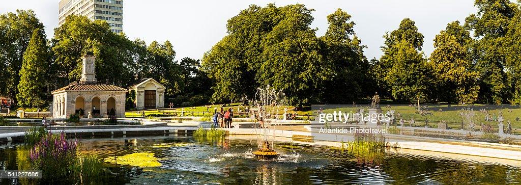 Kensington Gardens : Stock Photo