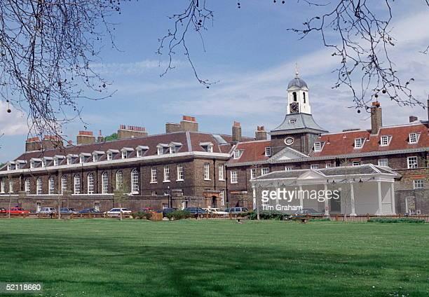 Kensington Palace Londoncirca 1990s