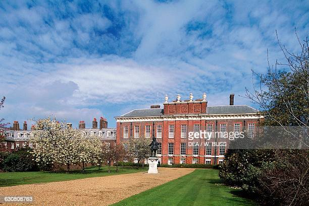 Kensington Palace southern facade London England United Kingdom