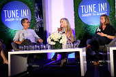 Kent Alterman President Content Development Original Programming Comedy Central Executive Producers Betsy Beers and Audrey Morrissey speak onstage at...