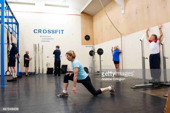 Kent and Sussex Crossfit gym Senior adults 5060 years 7080 Years 8090 years stretching
