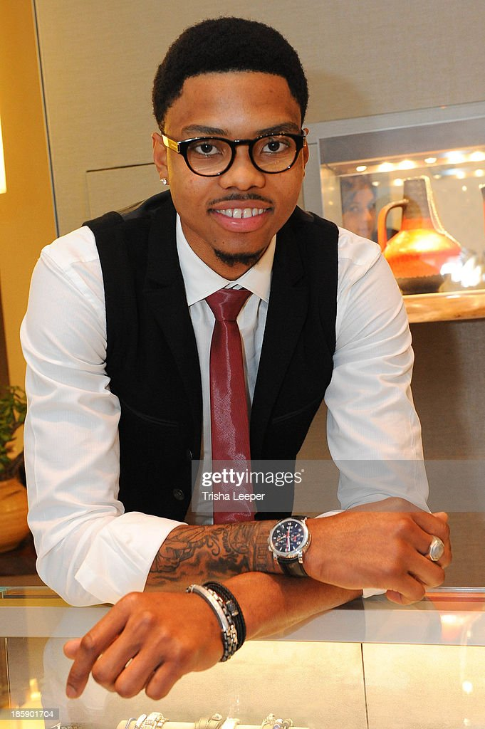 Kent Bazemore attends the David Yurman Launch of The Meteorite Collection at Westfield Valley Fair on October 25, 2013 in Santa Clara, California.