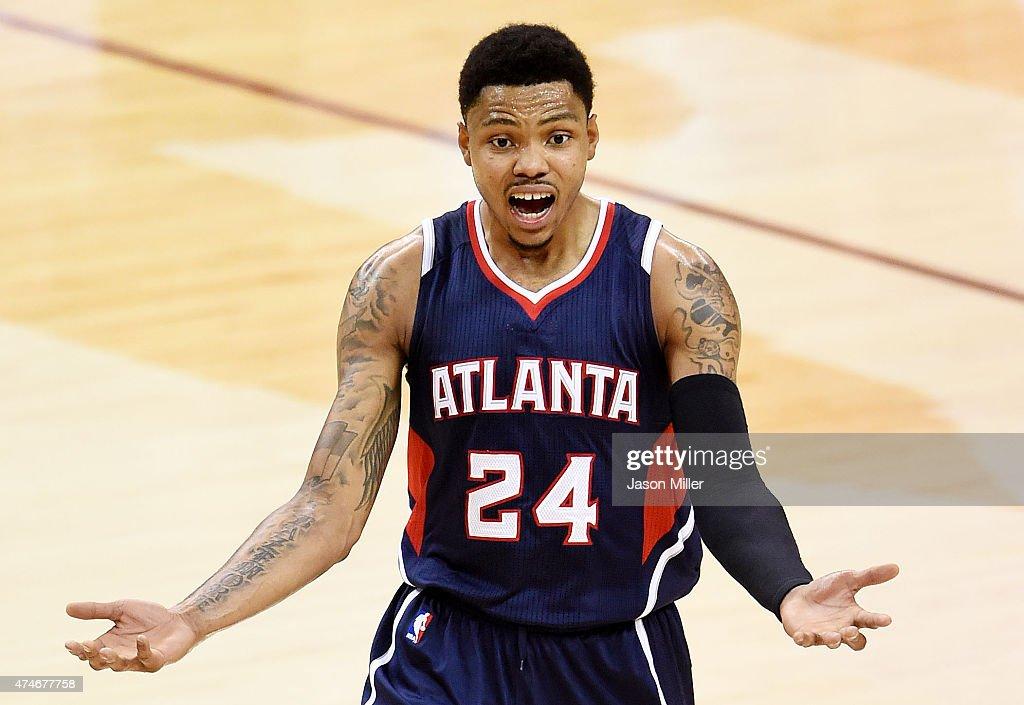 Atlanta Hawks v Cleveland Cavaliers - Game Three