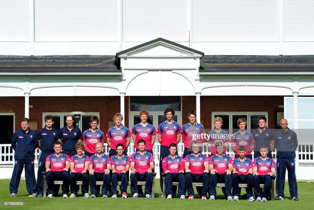 Cricket - 2012 Kent Photocall - St Lawrence Ground