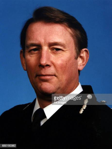 Kent Chief Constable David Phillips who is to head the investigation in to the car bomb murder of Northern Ireland solicitor Rosemary Nelson RUC...