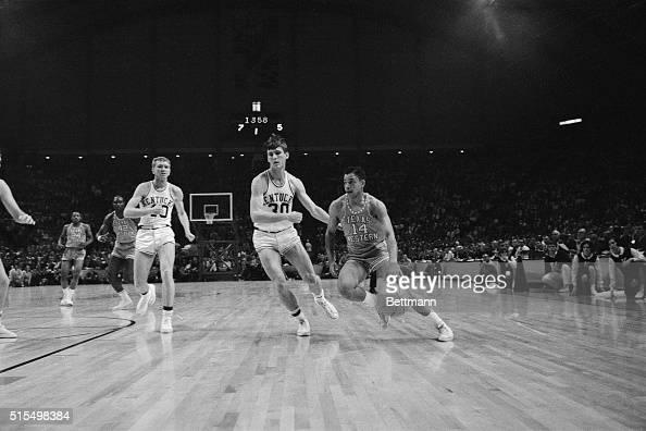 Kentucky plays Texas Western in the 1966 NCAA Basketball Tournament