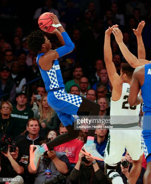 Kentucky vs. Michigan State Pictures   Getty Images
