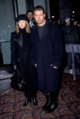 Kenya Baldwin and Stephen Baldwin during 'If Lucy Fell' New York City Screening March 4 1996 at Sony Lincoln Square in New York City New York United...