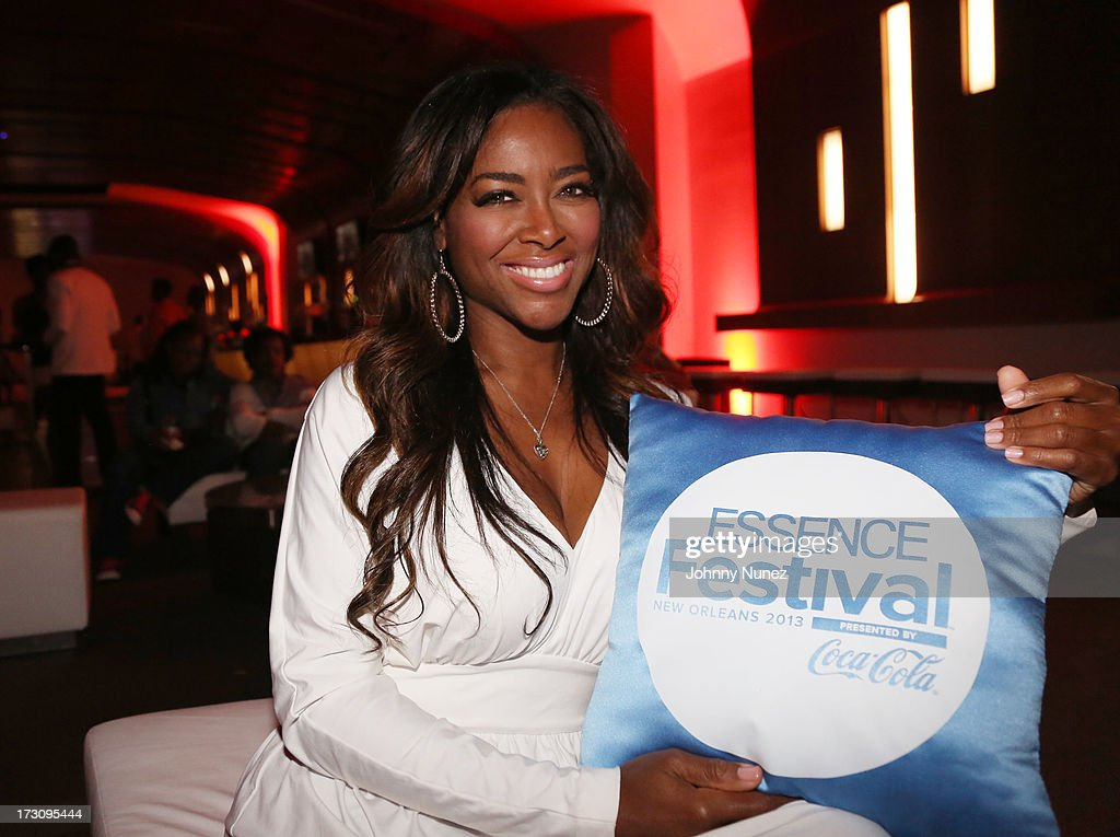 <a gi-track='captionPersonalityLinkClicked' href=/galleries/search?phrase=Kenya+Moore&family=editorial&specificpeople=678382 ng-click='$event.stopPropagation()'>Kenya Moore</a> the 2013 Essence Festival at the Mercedes-Benz Superdome on July 6, 2013 in New Orleans, Louisiana.