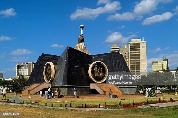 Kenya Nairobi Central Park Nyayo Monument