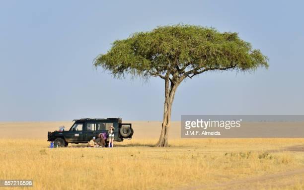 Kenya Safari breakfast
