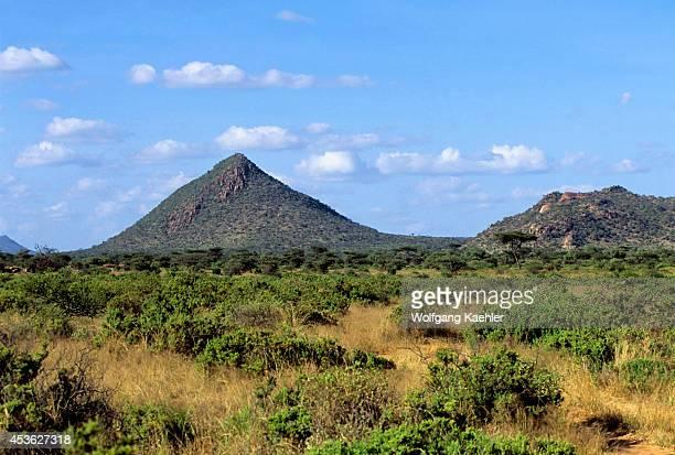 Kenya Samburu Landscape