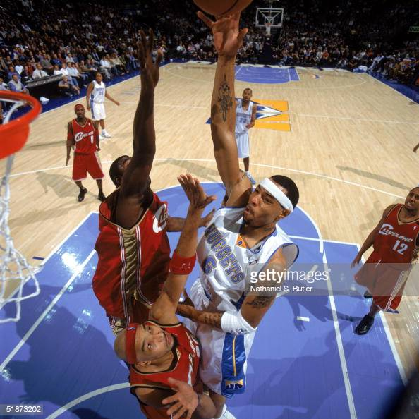 Denver Nuggets Stock Photos And Pictures: Robert Traylor Basketball Player Stock Photos And Pictures
