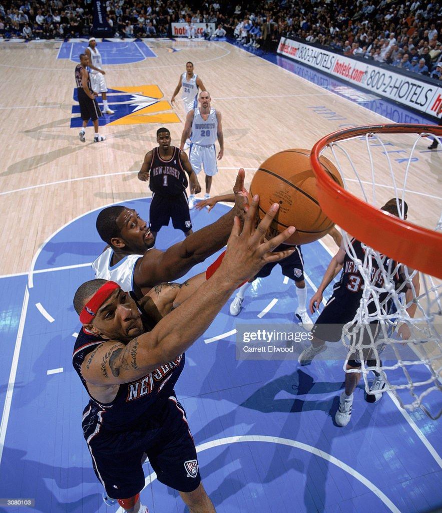 NJ Nets Send Kenyon Martin To Denve s and