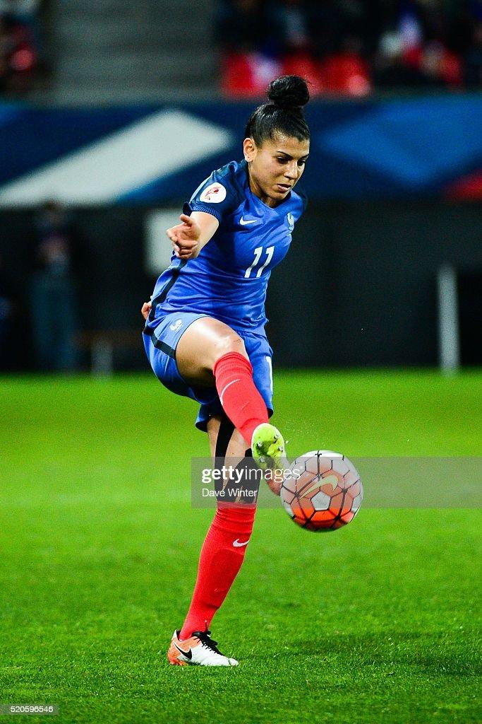 France V Ukraine - Qualifying Round on the UEFA European ...