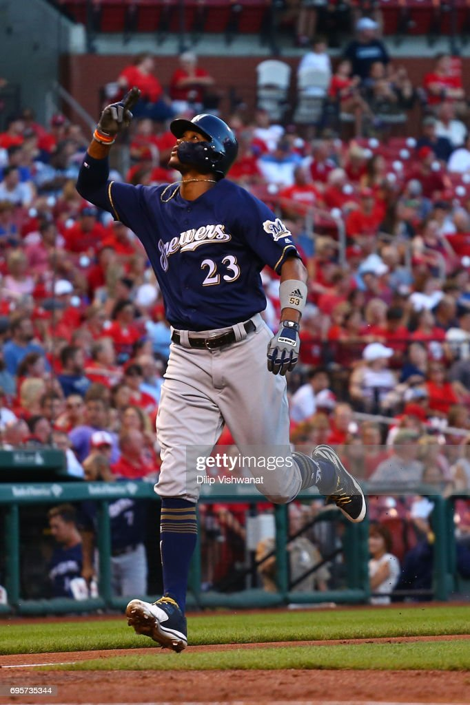 Milwaukee Brewers v St Louis Cardinals - Game Two