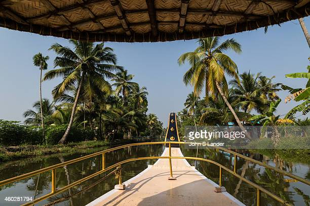 Kerala backwaters are a chain of lakes and canals lying near the Malabar Coast of Kerala in southern India This is a a network of interconnected...