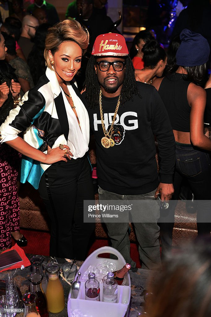 <a gi-track='captionPersonalityLinkClicked' href=/galleries/search?phrase=Keri+Hilson&family=editorial&specificpeople=4340776 ng-click='$event.stopPropagation()'>Keri Hilson</a> and <a gi-track='captionPersonalityLinkClicked' href=/galleries/search?phrase=Wale+-+Rapper&family=editorial&specificpeople=8770277 ng-click='$event.stopPropagation()'>Wale</a> attend the birthday celebration of <a gi-track='captionPersonalityLinkClicked' href=/galleries/search?phrase=Keri+Hilson&family=editorial&specificpeople=4340776 ng-click='$event.stopPropagation()'>Keri Hilson</a> at Vanquish on December 6, 2012 in Atlanta, Georgia.