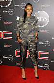 Keri Hilson arrives at the BODY at ESPYS PreParty held at Lure on July 15 2014 in Hollywood California