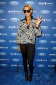 Keri Hilson attends the 2010 Essence Music Festival at the Louisiana Superdome on July 4 2010 in New Orleans Louisiana