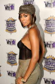 Keri Hilson attends the 2010 Vh1 Hip Hop Honors at Hammerstein Ballroom on June 3 2010 in New York City