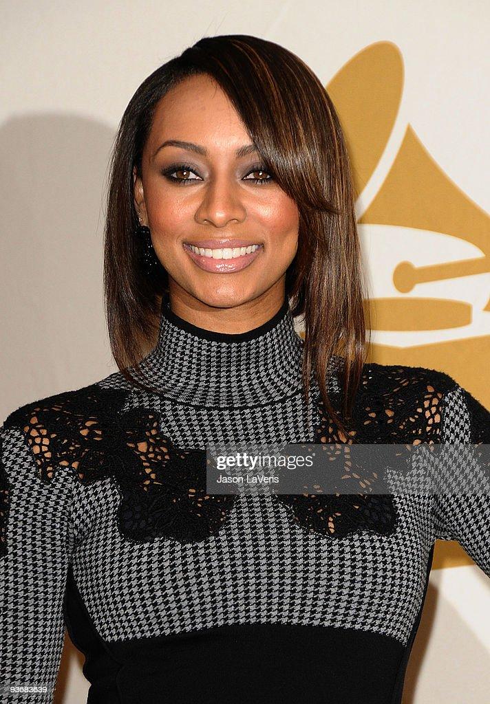 Grammy Nominations Concert Live! - Press Room