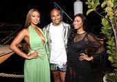 Celebrity Sightings In Miami -  June 09, 2021