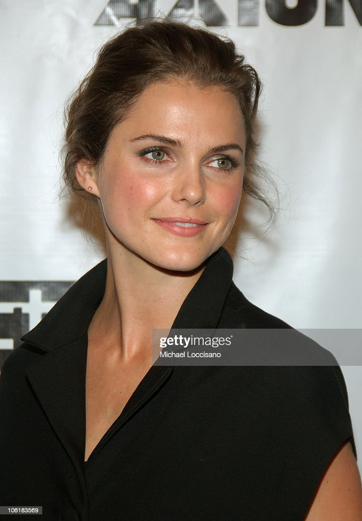 Keri Russel attends the 17th Annual IFP Gotham Awards at Steiner Studios on November 27, 2007 in Brooklyn, NY.