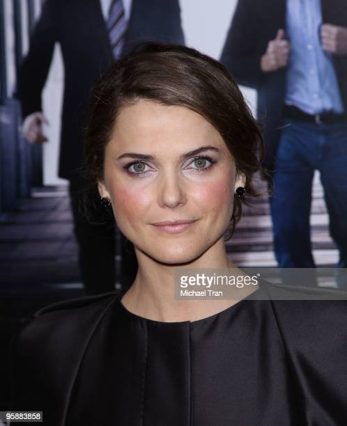 Keri Russell arrives to the Los Angeles premiere of 'Extraordinary Measures' held at Grauman's Chinese Theatre on January 19 2010 in Hollywood...
