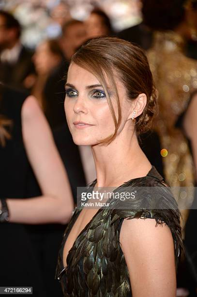 Keri Russell attends the 'China Through The Looking Glass' Costume Institute Benefit Gala at Metropolitan Museum of Art on May 4 2015 in New York City