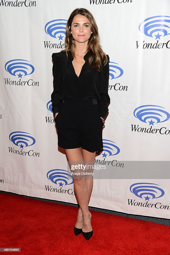 <a gi-track='captionPersonalityLinkClicked' href=/galleries/search?phrase=Keri+Russell&family=editorial&specificpeople=203250 ng-click='$event.stopPropagation()'>Keri Russell</a> attends the Dawn of the Planet of the Apes press line at WonderCon Anaheim 2014 Day 2 at Anaheim Convention Center on April 19, 2014 in Anaheim, California.