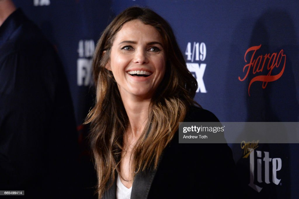 Keri Russell attends the FX Network 2017 All-Star Upfront at SVA Theater on April 6, 2017 in New York City.