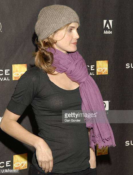Keri Russell during 2007 Sundance Film Festival 'Waitress' Premiere at Eccles in Park City Utah United States