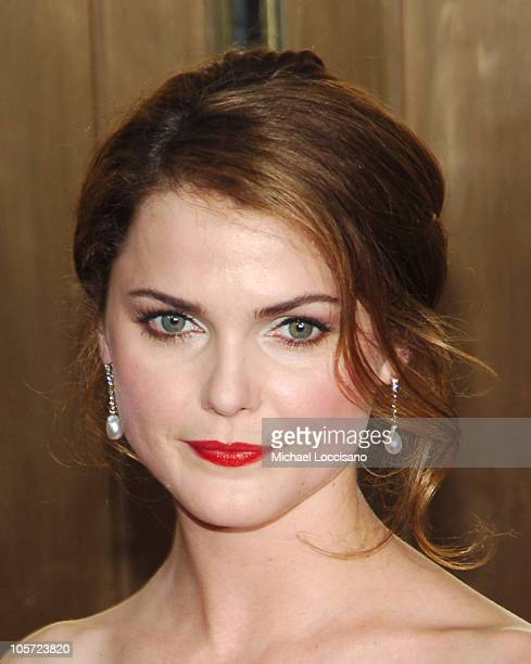 Keri Russell during 59th Annual Tony Awards Arrivals at Radio City Music Hall in New York City New York United States