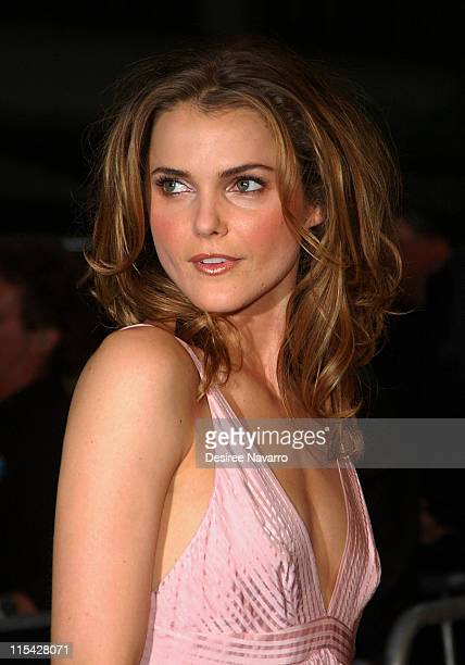 Keri Russell during 'Mission Impossible III' New York City Premiere Arrivals at Ziegfeld Theater in New York City New York United States