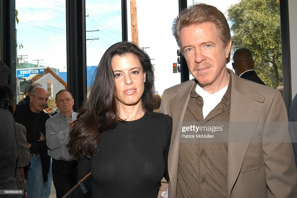 Keri Selig and Keith Addis attend John Varvatos' 3rd Annual Stuart House Charity Benefit at John Varvatos Boutique on March 5 2005 in West Hollywood...