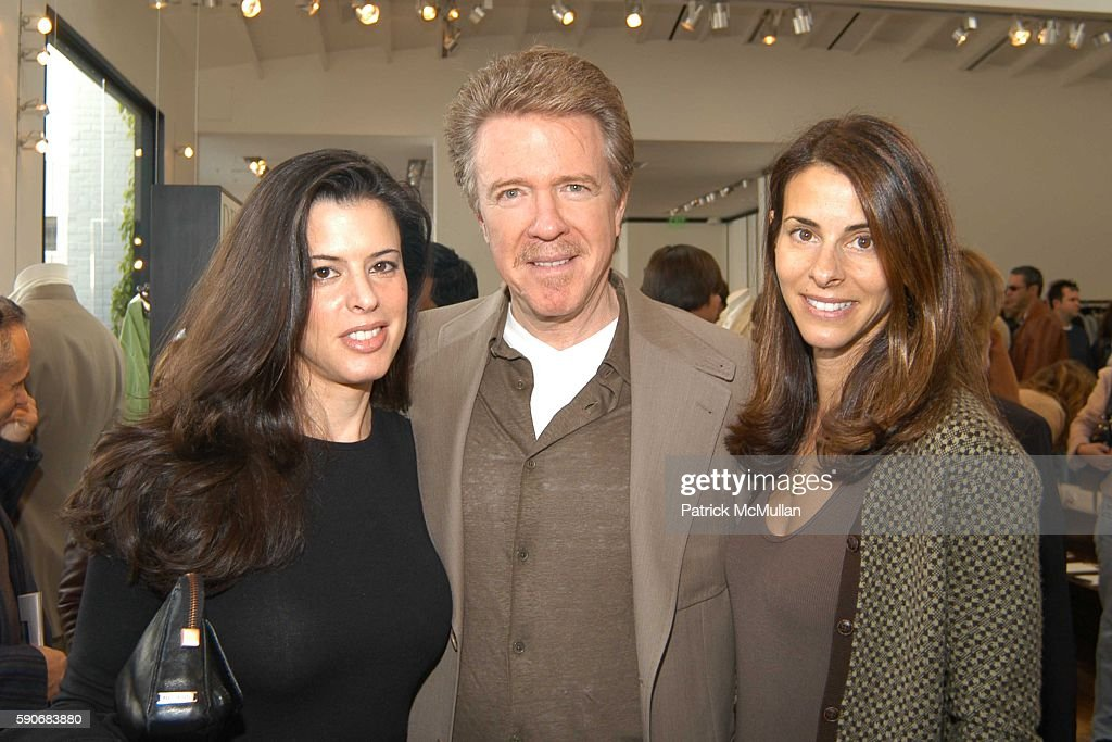 Keri Selig Keith Addis and Joyce Zylberberg attend John Varvatos' 3rd Annual Stuart House Charity Benefit at John Varvatos Boutique on March 5 2005...